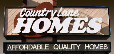 Country Lane Homes - Where Home Buying is Easy!