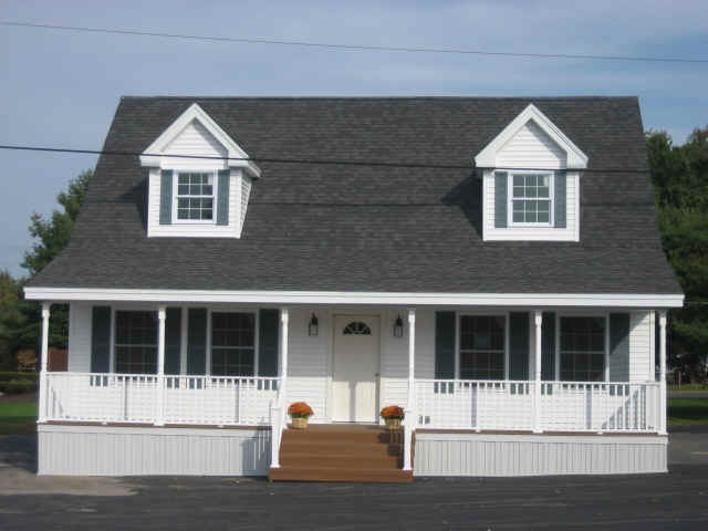 Country lane homes modular manufactured mobile homes for Dormered cape